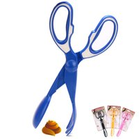 Wholesale cleaning animals for sale - Pet Pooper Scoopers Scissor Style Cleaning up Dog Poop Pick Up Animal Waste Puppy Cat Waste Picker Outdoor Cleaning Tools AAA1987