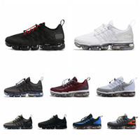Wholesale running shoes for men for sale - New Run running shoes for men triple white black REFLECTIVE Medium Olive Burgundy Crush designer mens trainers sports sneakers