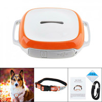 Wholesale dog tracking collars resale online - Smartphone GPS For Dog Cat Pet Finder Tracker GSM Locator Collar Tracking Device