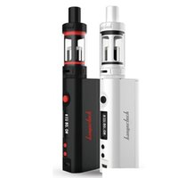 Wholesale subbox mini resale online - New kanger subbox mini starter kit black white color w kbox mini kanger Electronic Cigarette subox mini starter kit dhl free