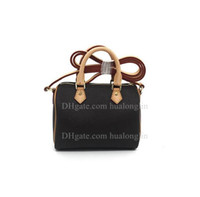 Wholesale handles straps for sale - Group buy Mini Women bag Genuine leather handles straps Women woman Messenger shoulder cross body