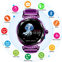 Wholesale smart led watch for sale - Group buy CHENXI H2 Smart Watch Women New Smart Fitness Bracelet Women Blood Pressure Heart Rate Monitoring Bluetooth For Android IOS