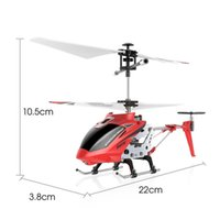 Wholesale gyro electric rc helicopter resale online - High Speed SYMA S107H G CH Hover Altitude Hold RC Helicopter W Gyro RTF RC Quadcopter Toys For Boy Kid Gift Outdoor Toys