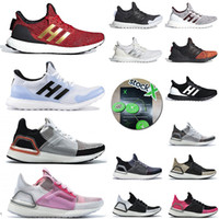 Wholesale ultra boost cream resale online - Stock X Ultra Boost Mens Running Shoes Targaryen Dragons Laser Red Oreo Core Black Ultraboost s Women Sneakers Trainers Size