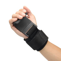 Wholesale wrist wraps for sale - Group buy 1 Weight Lifting Wrist Support Straps Fitness Equipment Wristband Pull up Hand Wrap Gym Dumbbell Grips Power Lifting Hook
