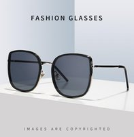 grandes redes venda por atacado-Mee_You Novos óculos de sol Net Red Unisex com óculos de sol de armação grande Óculos de sol da moda QT0020