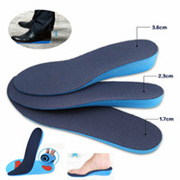 2cm Height Increase shoe Insoles Heel Lifts PU Pads 1cm 3cm
