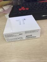 connexion iphone achat en gros de-2019 NOUVEAU pour étui d'écouteur Bluetooth à puce Airpods W1 fonctionne Touch Voice Control Connectez-vous à iCloud sans fil Bluetooth jeux gratuits