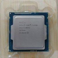 i7 hd venda por atacado-Cache Intel Core i7 4790K 4.0GHz de 4 núcleos e 8MB com gráfico HD 4600 TDP 88W Desktop LGA 1150 CPU Processor