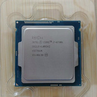 intel cpu core i7 venda por atacado-Intel Core i7 4790K 4.0GHz Quad-Core 8MB de cache Com HD Graphic 4600 TDP 88W desktop LGA Processor 1150 CPU