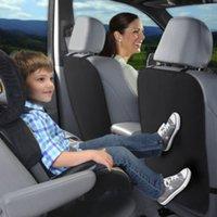 coberturas de protecção para assentos de carro venda por atacado-Assento de carro de volta anti-criança chutando capa protetora suja para manter o ambiente do carro limpo
