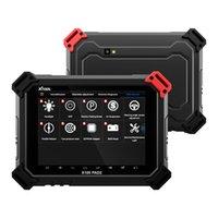 leitor de código airbag gm venda por atacado-ferramenta Ferramenta Leitor de código de diagnóstico do carro X100 PAD2 OBD2 Auto programador chave odómetro correção com Função Especial