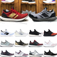 Wholesale clear watches for sale - Group buy Game of Thrones House Lannister Targaryen White Stark Nights Watch White Walkers oreo mens women Ultraboost sneakers running shoes