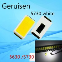 Wholesale SMD LED Chip LM W Cool White K LED W Light Emitting Diode Lamp High Brightness SMT Beads