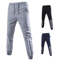 d1d1dd1a894 Mens Joggers Beam Foot Trousers Black Gray Navy Loose Harem Pants Men Sport Cool  Track Sweatpants Jogging Casual Hip Hop Pants