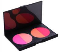 ingrosso cosmetici rouge-calda estate 2019 lo stile caldo quattro colori cuscino fard cipria rouge cosmetici all'ingrosso