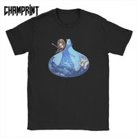 Wholesale rpg games resale online - Eleven And Cloud Dragon Quest T Shirt for Men Xi Rpg Game Toriyama Games Slime Cotton Tees Short Sleeve T Shirts XL