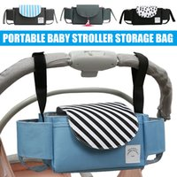 Wholesale price diapers resale online - Baby Pram Stroller Buggy Storage Pushchair Bag Organizer Bottle Pouch Holder Diaper Storage Bag Best Price