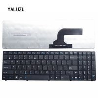 Wholesale x61 laptop online - New US Keyboard for ASUS K52 X61 N61 G60 G51 k53s MP Q33SU V111462AS1 KN0 E02 RU02 GNV32KRU00 V111462AS1 Laptop