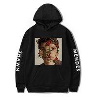 hoodie türleri toptan satış-2XS - 4XL Shawn Mendes Kapüşonlular 3 Tip Baskılı Uzun Kollu Sweatshirt 6 Renkler Erkek Kadın Büyük Beden Çift Giyim için Moda Hoodie