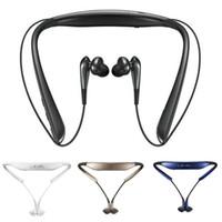 colar usb venda por atacado-SAMSUNG Nível U Fone De Ouvido Fone De Ouvido Sem Fio Bluetooth fones de ouvido Colar Com Cancelamento de Ruído Suporte A2DP, HSP, HFP para Glaxy 8 S8plus
