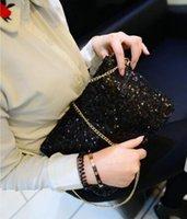 блестящие серебряные сумочки оптовых-Женские блестящие блестки блестящие блестки сцепления сумочка кошелек вечерняя сумочка, серебристый