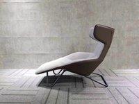 berühren möbel großhandel-Wohnzimmer Liegen Stuhl Holzmaterial Lange Putting Wohnzimmer Möbel fiberflax Berühren Gefühl kann Welt fühlen, wenn Liegen