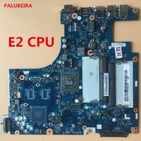 Wholesale laptop motherboards cpu for sale - PALUBEIRA for lenovo G50 laptop Motherboard E2 with CPU ACLU5 ACLU6 NM A281 DDR3 tested