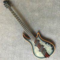 Wholesale neck through bass guitar for sale - Group buy string bass guitar string bass neck through the body free of freight customizable