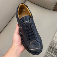 Wholesale designer shoes men s resale online - 2020a new genuine leather men s outdoor casual shoes large size fashion wild lace up sneakers low top comfortable breathable tide shoesRD517