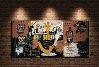 muazzam resim toptan satış-Jean-Michel Basquiat