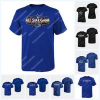 eventos estelares venda por atacado-Mens Womens Juventude 2020 Jogo All-Star Evento Principal Marca T-Shirt 2020 Los Angeles All-Star Jogo de Basebol jersey Ordem Da Mistura Transporte Rápido