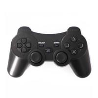 spielkonsolenspiele spielen großhandel-Wireless Bluetooth Gamepad Für PS3 Privater Modus Controller Playstation 3 Dualshock-Spiel Joystick Play Station 3 Konsole Top Verkauf