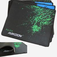 support de poignet pour souris achat en gros de-Tapis de souris anti-dérapant léger Gaming Mousepad repose-poignet pad support pour ordinateur portable de jeu durable