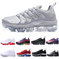quality design 61acf 794a8 nike air vapormax plus Date Cool Gris TN Plus Noir baskets blanches Sport  Sneaker hommes femmes Tropical Sunset SUNSET Jeu Royal Triple blanc  chaussures de ...