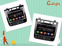 Wholesale volkswagen car radio for sale - Group buy Octa Core core Android Car Radio DVD player GPS for for Volkswagen Touare g G ROM