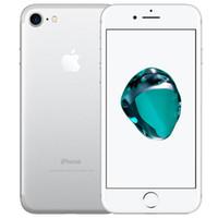 celular branco desbloqueado venda por atacado-Remodelado apple iphone 7 original desbloquear ios10 quad core 32 gb 128 gb celular com toque de identificação 12.0mp ram 2g