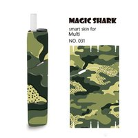 Wholesale custom printed stickers resale online - Magicshark protective film my tool IQOS Multi STICKER D stereo film M adhesive IQOS Multi printing stickers can accept custom IQOS d