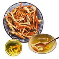 Wholesale fruit teas for sale - Group buy Chinese Specialty Herbal tea Dried Tangerine or Orange Peel New scented tea Health Care Flowers tea Top Grade Healthy Green Food In Bulk