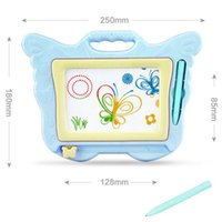 Wholesale kids magnetic drawing board for sale - Group buy Colorful Magnetic Drawing Board Educational Toy for Kids Writing Painting Graffiti