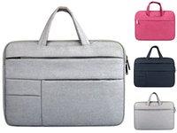 Wholesale felt macbook sleeve for sale - Group buy Vbeslife New Inch Fashionable Felt Laptop Sleeve Case Anti Scratch er Bag For Macbook Air Tablet Pc Protector Case er