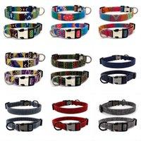 ingrosso accessori per teddy-Pet Dog Collare della Boemia Collare morbido per cani testardo Pet Teddy Chihuahua Collar Guinzaglio Accessori per cani