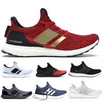 Wholesale yellow house shoes online - 2019 Game of Thrones Running Shoes House Lanniste Ultra boost Ultraboost Men Women Targaryen Dragons Sports Trainers Sport Sneakers
