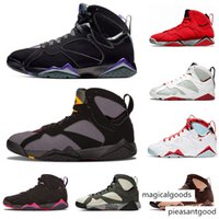 Wholesale champions shoes for sale - Group buy new jumpman mens basketball shoes Ray Allen s hot Topaz Mist Bordeaux Reflective Of A Champion Bordeaux Sneakers