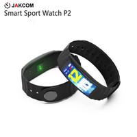 andere kamera großhandel-JAKCOM P2 Smart Watch Heißer Verkauf in anderen Handy-Teilen wie Glühlampe Kamera uhr Smart Watch-Telefon