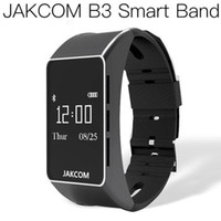 Wholesale black white dog collars for sale - Group buy JAKCOM B3 Smart Watch Hot Sale in Smart Wristbands like zenwatch dog collar camera appel watch