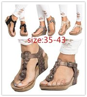 Wholesale sexy sandals for summer for sale - Group buy Women Fashion Platform Sandals Summer Flip Flops Casual Slippers Beach Flats Shoes Roman Sandals Summer Ladies Sandals Sexy Women Latest for