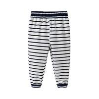 Wholesale winter models boys for sale - Group buy Kids Boy Stripe Trousers Children Haren Pants Stars Frog Fox Printing Boy Panda Modelling Elastic Waist Pants