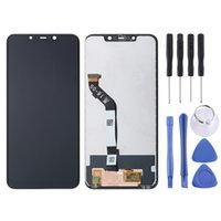 digitalizador de cristal xiaomi al por mayor-Pantalla LCD de alta calidad y digitalizador de montaje completo Lcd de vidrio de reemplazo para Xiaomi Pocophone F1