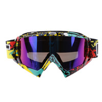 Wholesale anti fog motocross goggles for sale - Group buy Motorcycle Motocross Windproof Anti Fog UV resistant Dustproof Goggles